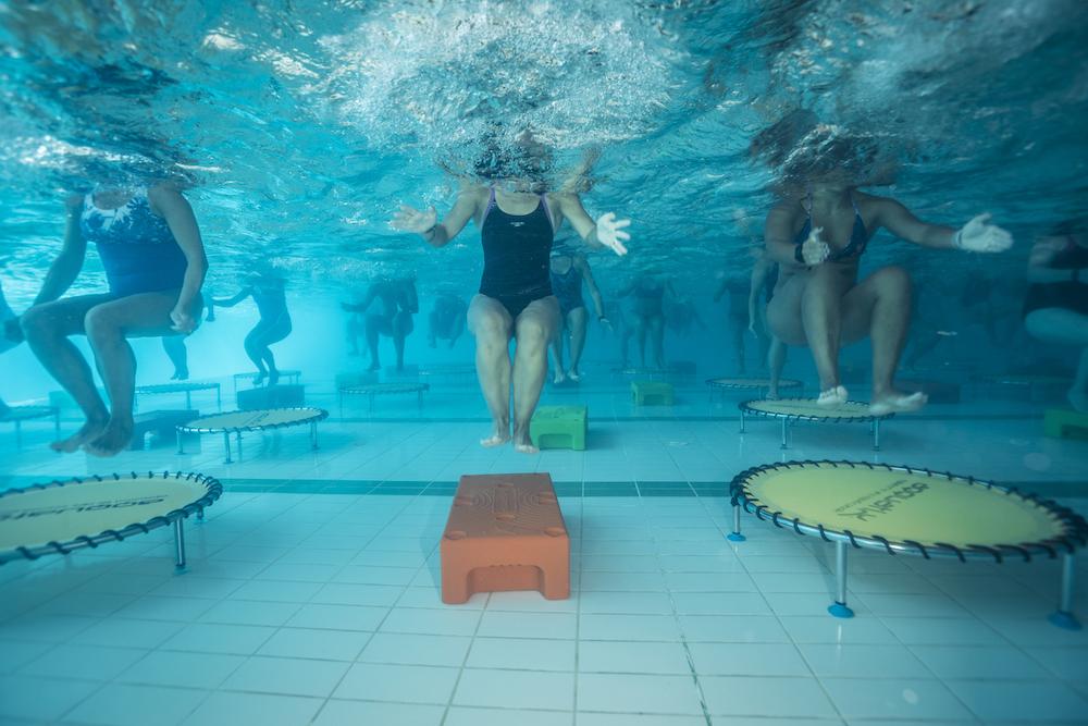 Aqua gym à Perpignan